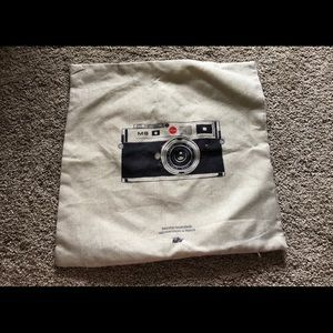"""17""""x17"""" Old School Camera 📷 Couch Pillow Case"""